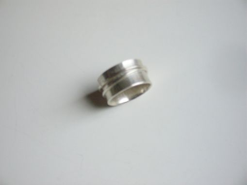 Custom Made Spinner  Ring