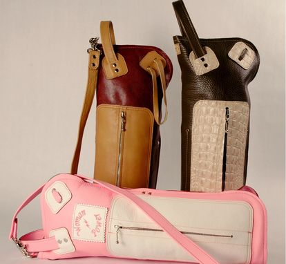 Custom Made Custom Made Leather Drumstick Bags