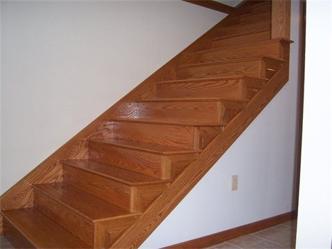 Custom Made Natural Stairs