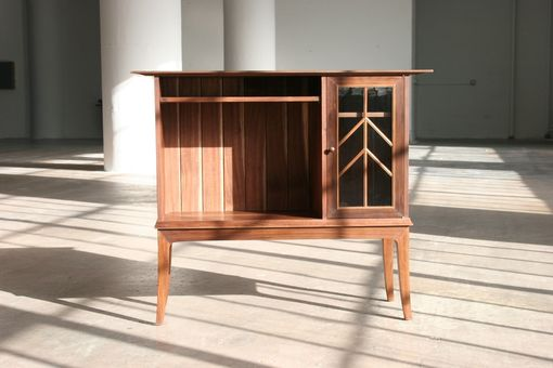 Custom Made Walnut Sideboard