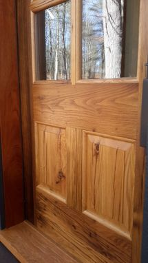 Custom Made Front & Back Doors