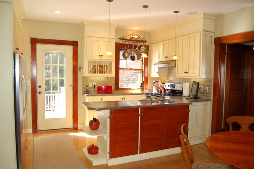 Custom Made Recycled Kitchen