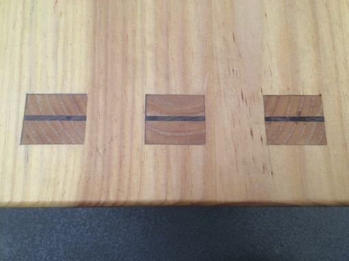 Custom Made Mortise & Tenon Step Stool