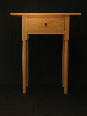 Custom Made Shaker Bedside Table
