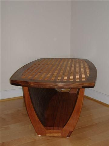 Hand Crafted Nautical Coffee Table By Bohnhoff Woodworking
