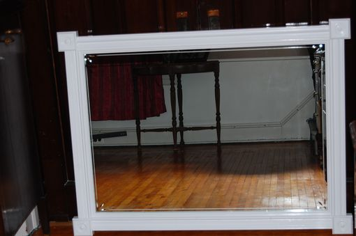 Custom Made Large Mirror Frame