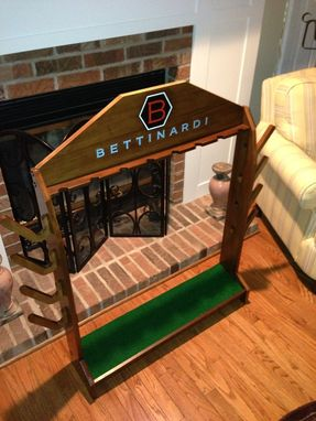 Custom Made Putter Display Rack