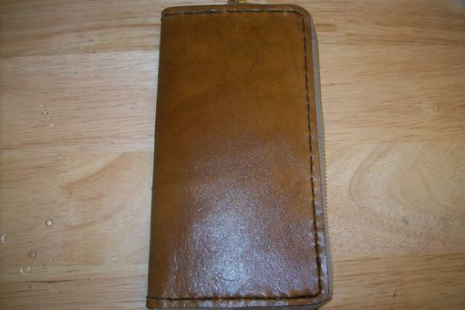 Custom Made Custom Leather Mens Breast Wallet