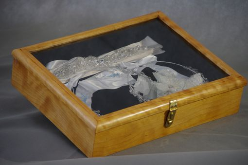Custom Made Wedding Shadow Box