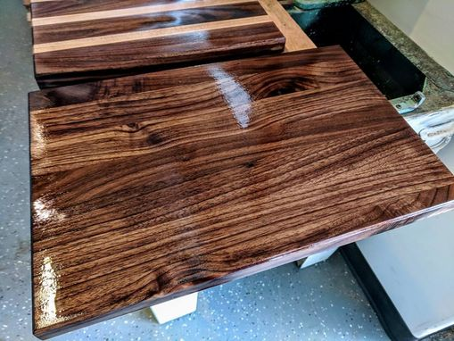 Custom Made Custom Reclaimed Material Cutting Boards