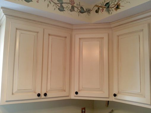 Custom Made New Kitchen Cabinets