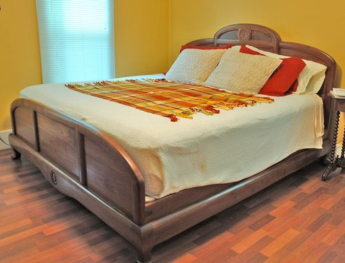 Custom Made Sino-Provincial Bed