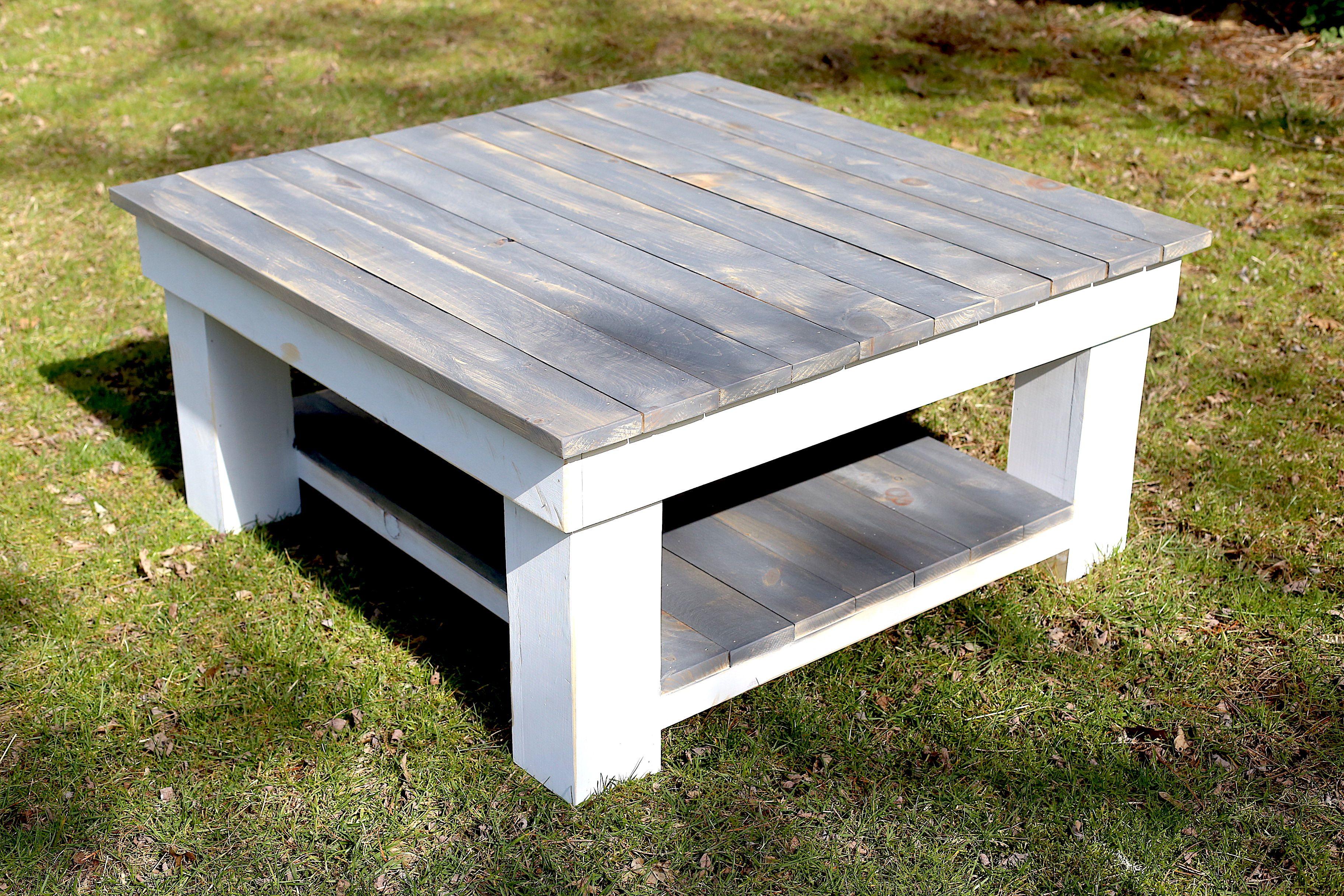 Custom Shabby Chic Farmhouse Tables By Scanek Co Custommade Com