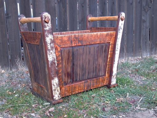Custom Made Custom Crates / Baskets / Buckets