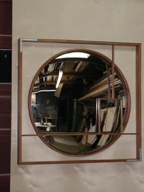 Custom Made Mirrors For Art - Urban, Loft