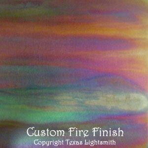 Custom Made Finish Samples