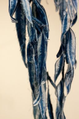 Custom Made Cyanotype Branch Mobiles