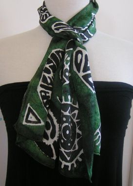 Custom Made Custom Designed Scarves