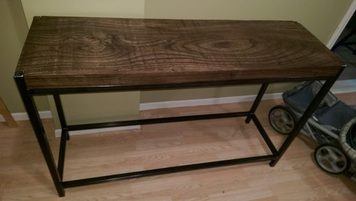 Custom Made Couch Table / Hallway Table