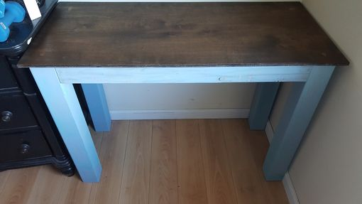 Custom Made Desk/Work Table