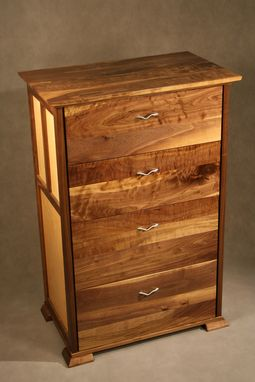 Custom Made Walnat Dresser