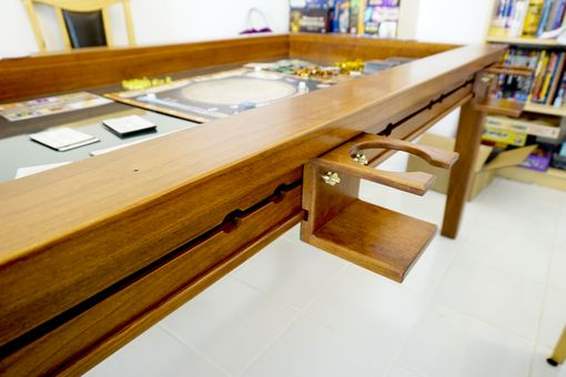 Custom Made Convertable Gaming / Dining Table