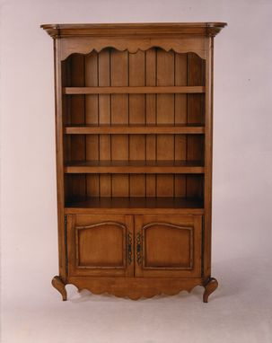 Custom Made #1003 French Country Bookcase