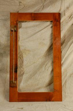 Handmade Reclaimed Wood Refrigerator Panels By Jetwoodshop
