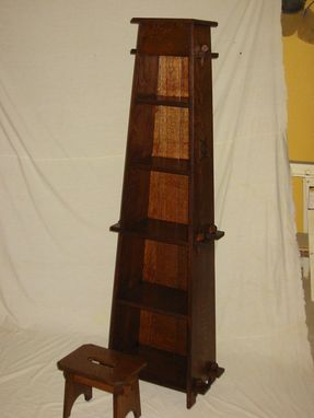Custom Made Curio Tower