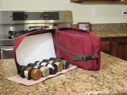 Custom Made Cordura Cooking Kit