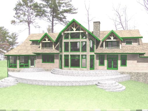 Custom Made 3d Architectural Drafting & Design