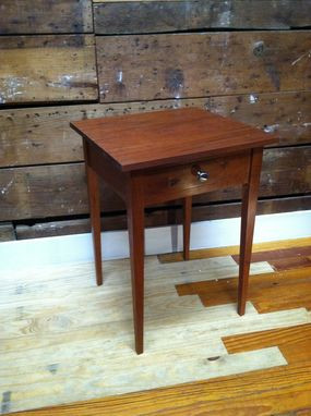 Custom Made Shaker End Table Set