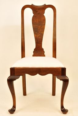 Custom Made Queen Anne Side Chair