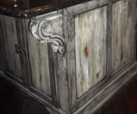 Custom Made Custom Cabinet & Furniture Finishes