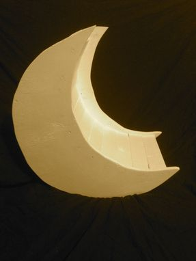 Custom Made Sweet Dreams Moon Photography Prop