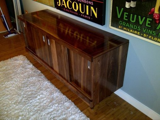 Custom Made Custom Wood Furniture