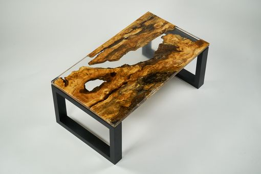 Custom Made Urban Wood River Table