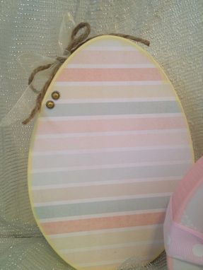 Custom Made Spring Easter Egg Set