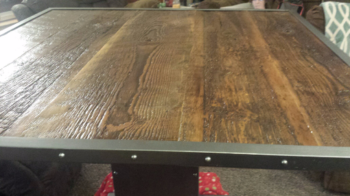 Custom Made Square Dining Table