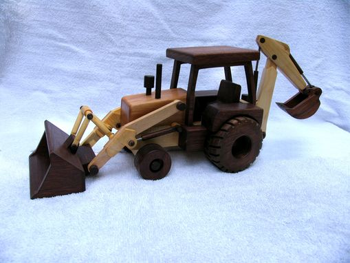Custom Made Backhoe