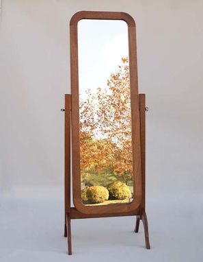 Custom Made Cheval Mirror