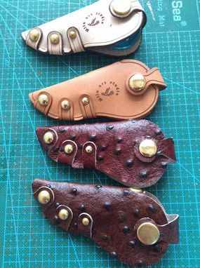 Custom Made Custom Made Knife Leather Holster