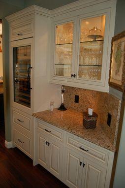 Hand Made Custom Paint Grade Kitchen by Westend Custom ...