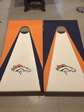 Custom Made Cornhole Board Set