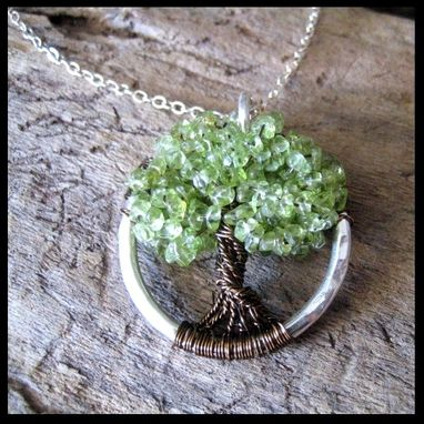Custom Made Tree Of Life Necklace