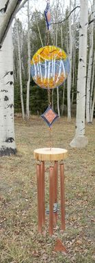 Custom Made Aspen Breeze Wind Chime