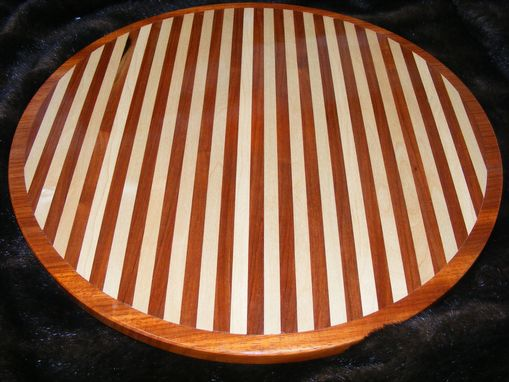 Custom Made Lazy Susan Xl Inlay