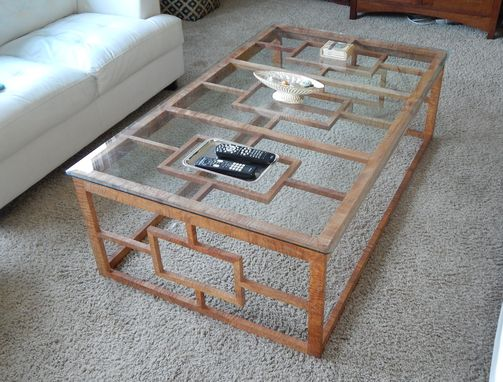 Custom Made Solis Coffee Table