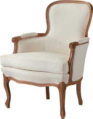 Custom Made French Style Chair (Design Your Own)