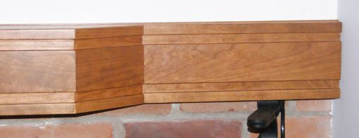 Custom Made Designed & Made To Order Mantel